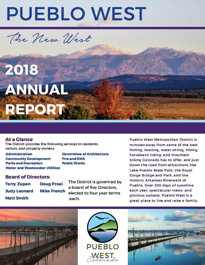 PICTURE of 2018 Annual Report