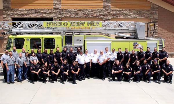 PWFD Personnel