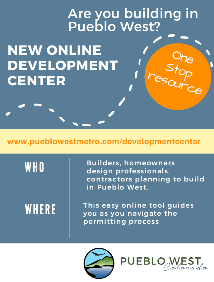 Development Center flyer