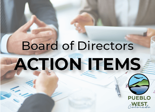 Board of Directors Action Items Icon